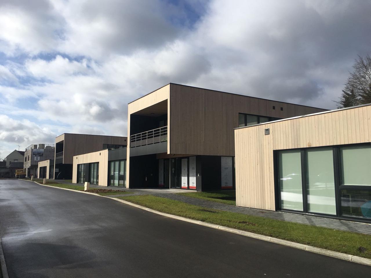 TMC Property réalise la vente de Wood Park, ensemble de bureaux à Marcq en Baroeul